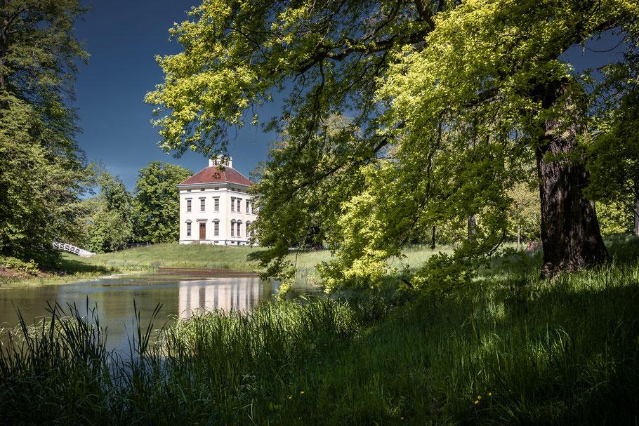 Schloss Luisium, Dessau-Wörlitzer Gartenreich, Sebastian Kaps