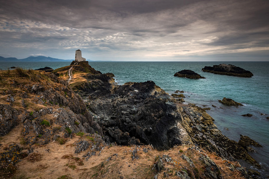 Twr Mawr Lighthouse, Ynys Llanddwyn