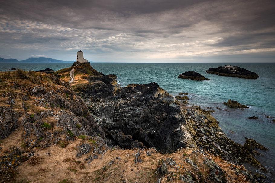 Fotoreise nach Snowdonia und zur Halbinsel Anglesey, Twr Mawr Lighthouse, Ynys Llanddwyn