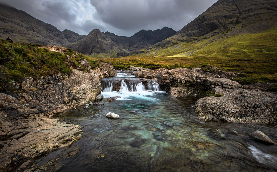 Isle of Skye, Fairy Pools