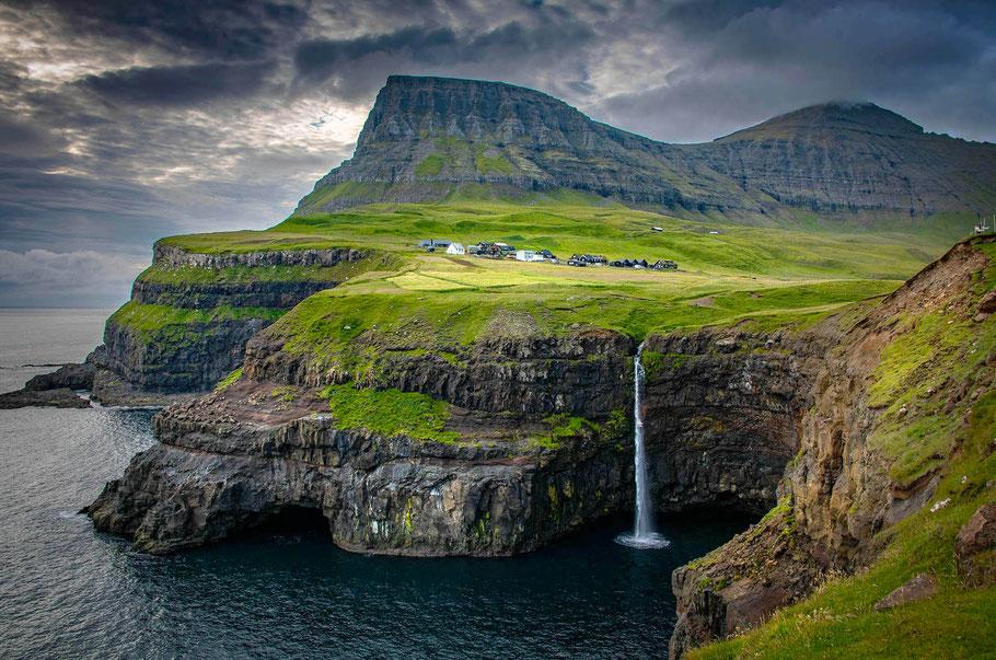 Freizeitaktivität bei Corona - Fotoreise zu den Färöerinseln
