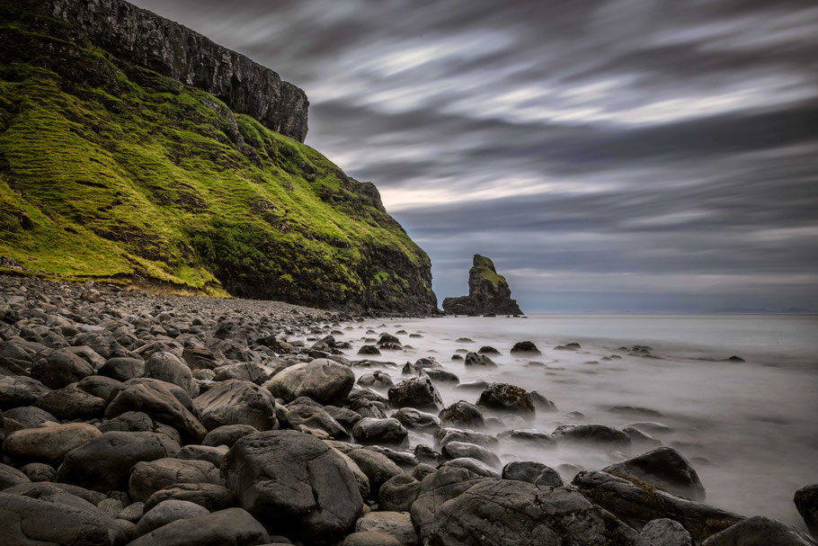 Talisker Bay, Fotoreise Isle of Skye, Fotoworkshop Isle of Skye, Sebastian Kaps