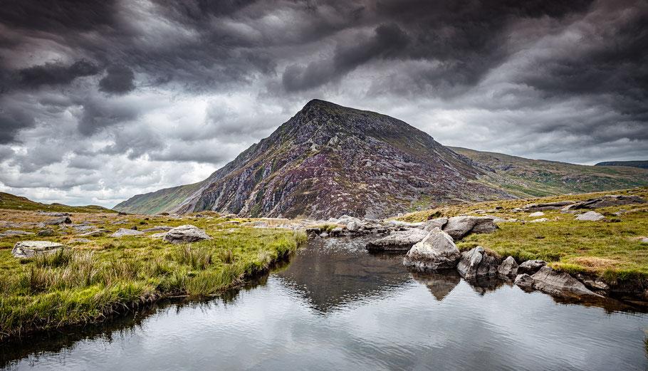 Fotoreise nach Snowdonia und zur Halbinsel Anglesey, Carnedd Llewelyn, North Wales, Snowdonia