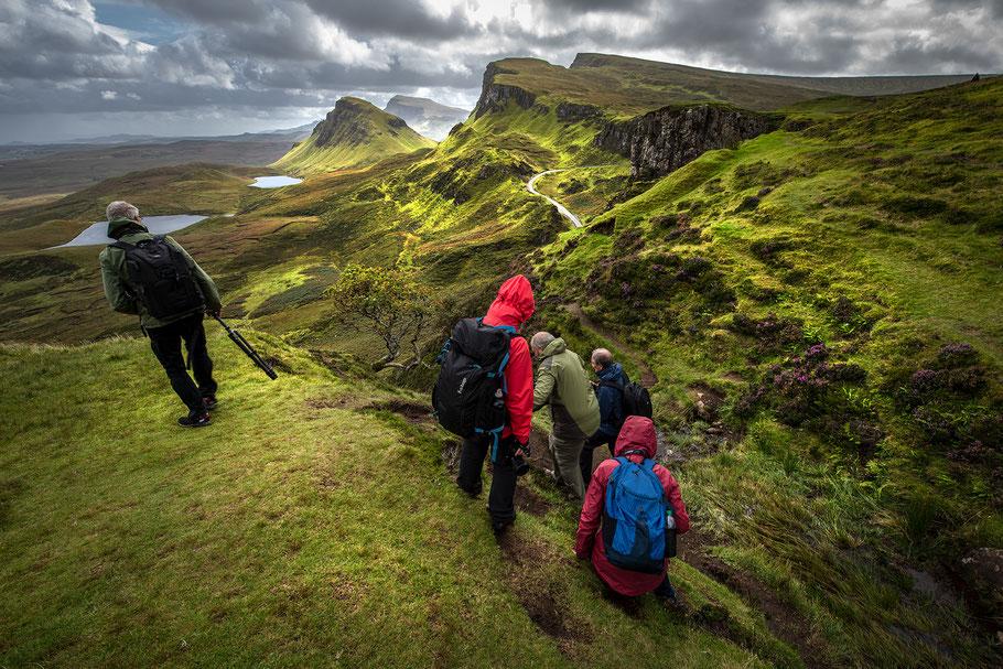 Fotoreise Isle of Skye, Fotoworkshop Schottland