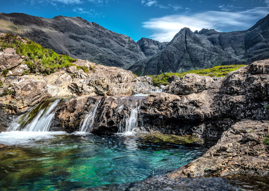 Fairy Pools, Fotoreise Isle of Skye, Fotoworkshop Isle of Skye, Sebastian Kaps