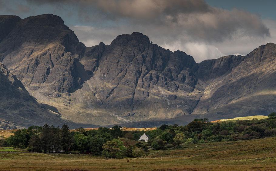 Bla Bheinn, Fotoreise Isle of Skye