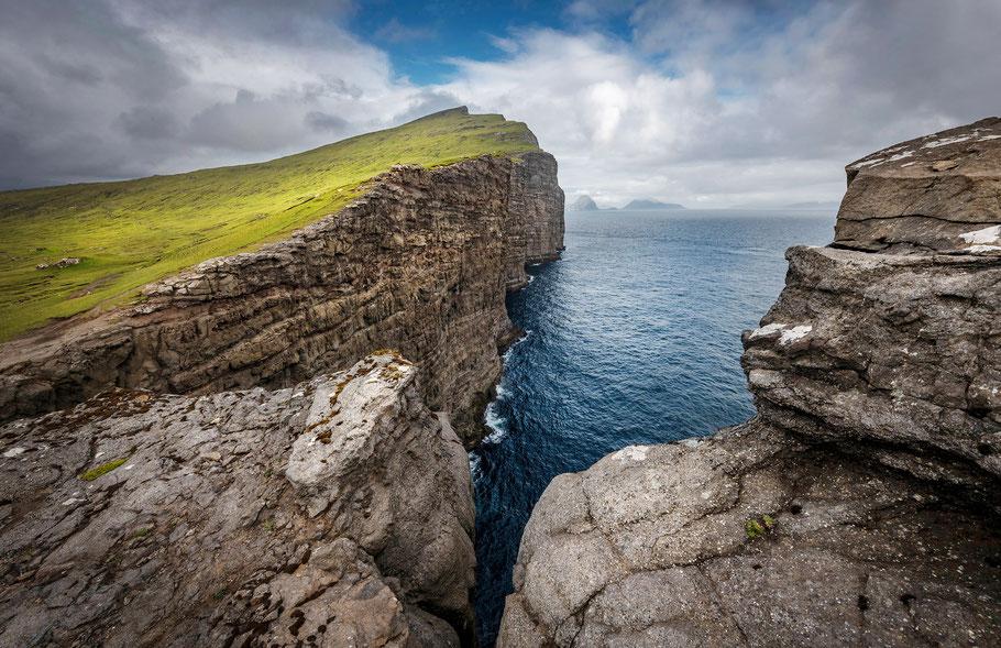 Fotoreise Färöer Inseln, Trælanipan