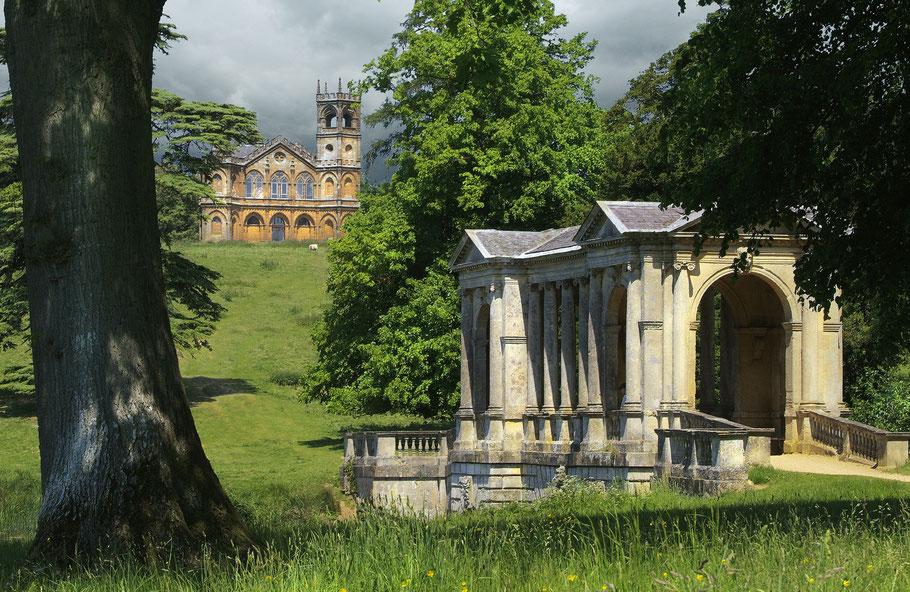 Gartenreise Südengland, Stowe Landscape Garden