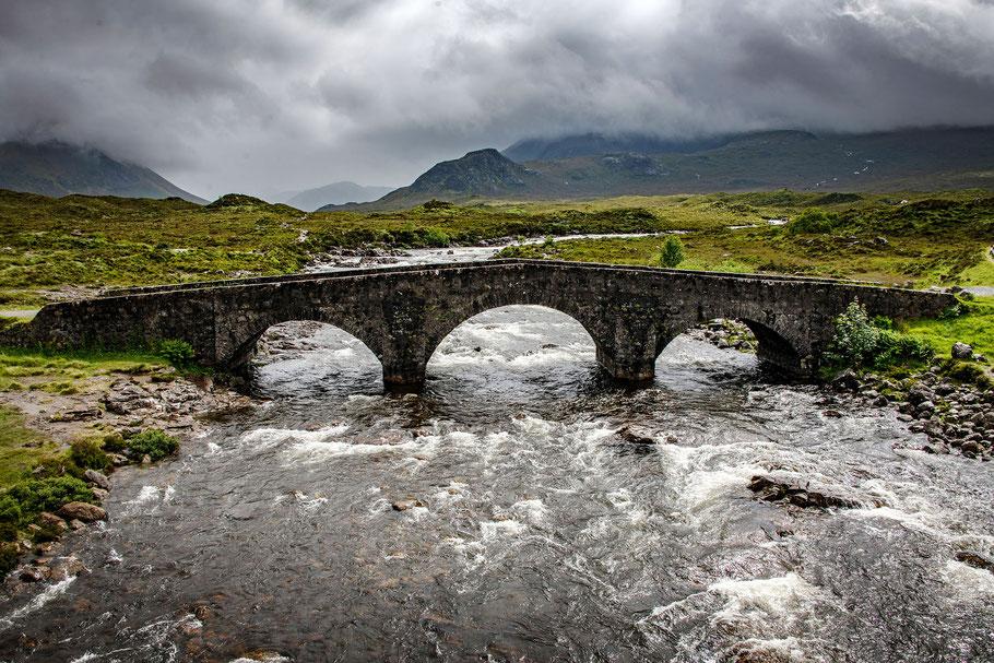 Fotoreise Schottland, Fotoworkshop Isle of Skye, Sligachan, Sebastian Kaps