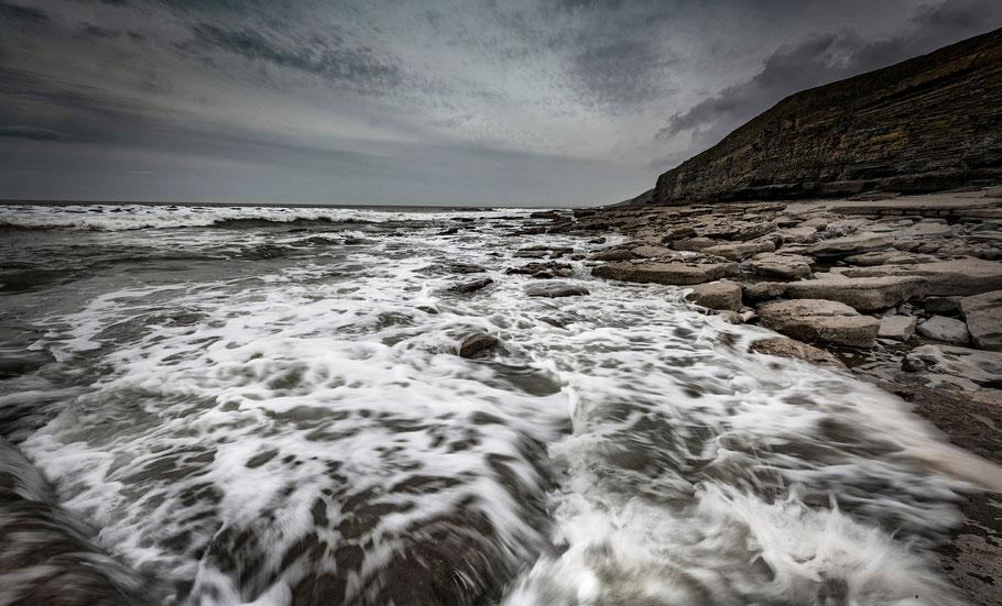 Wales Küste
