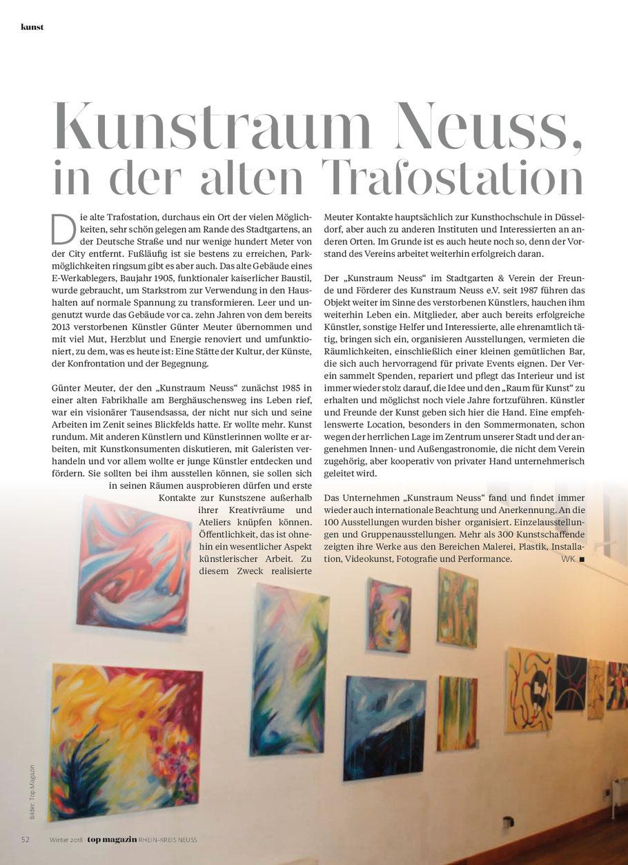 Top Magazin  Winterausgabe 12 /2019