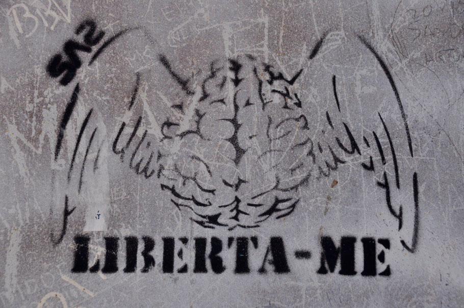 Liberta me - Befreie mich