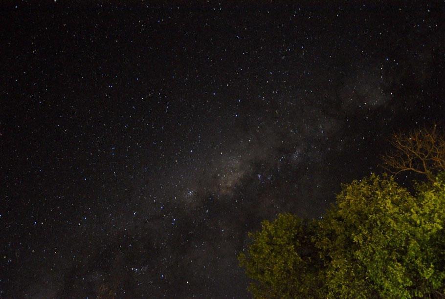 Sternenhimmel Kruger Park