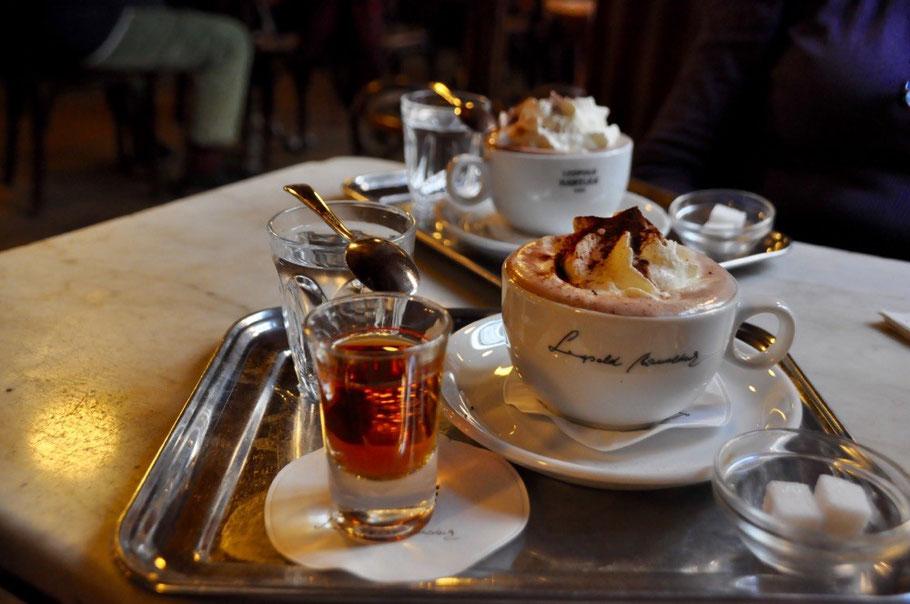 Caféhaus in Wien