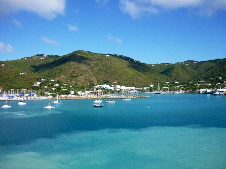 Tortola Harbour