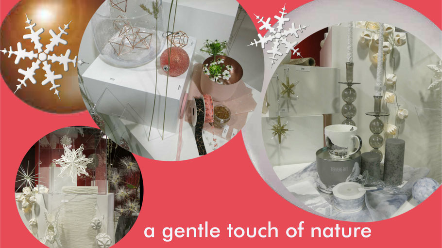 Weihnachtstrends 2017 a gentle touch of nature