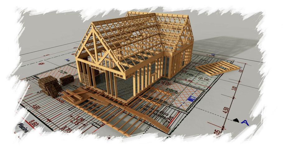 Création d'imagerie d'architecture