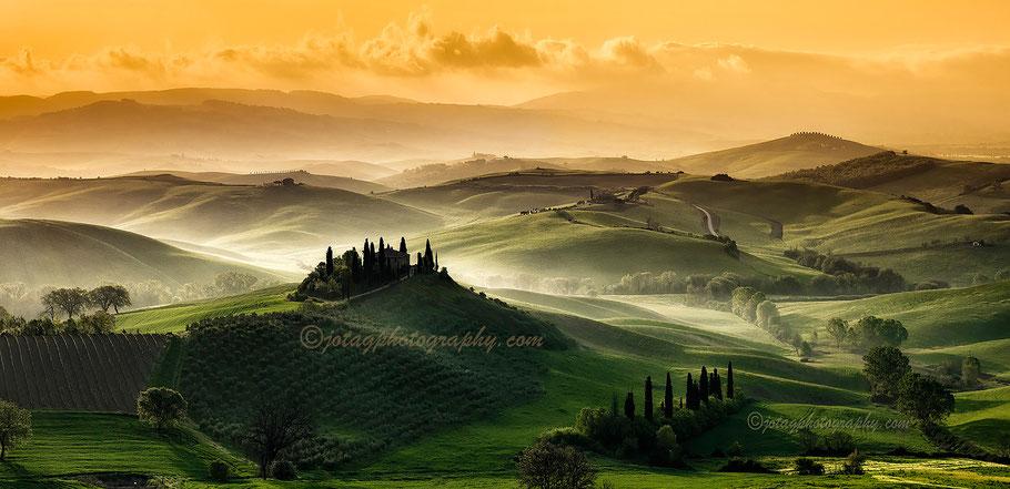 Viaje fotográfico a la Toscana - Italia