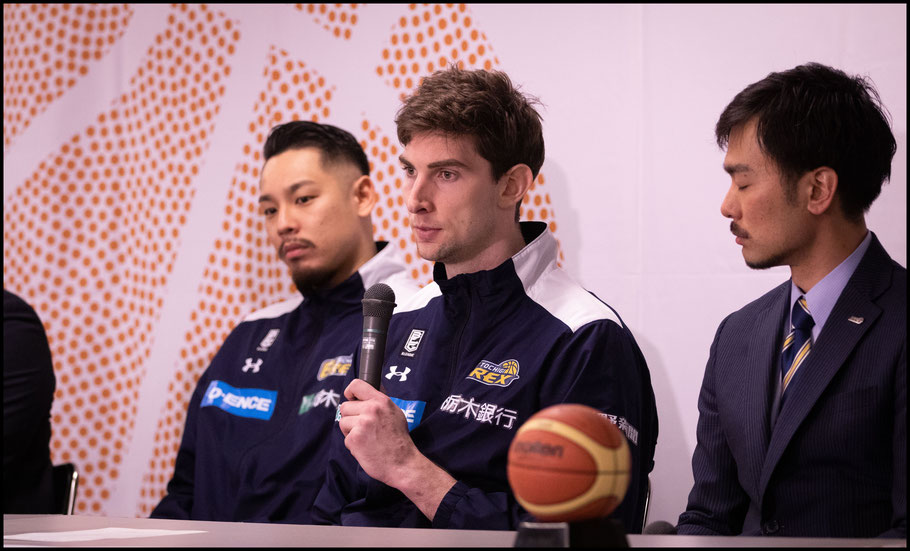 Rossiter rued his team's missed free throws – Sachiyo Karamatsu, Inside Sport: Japan, Jan 13th, 2019