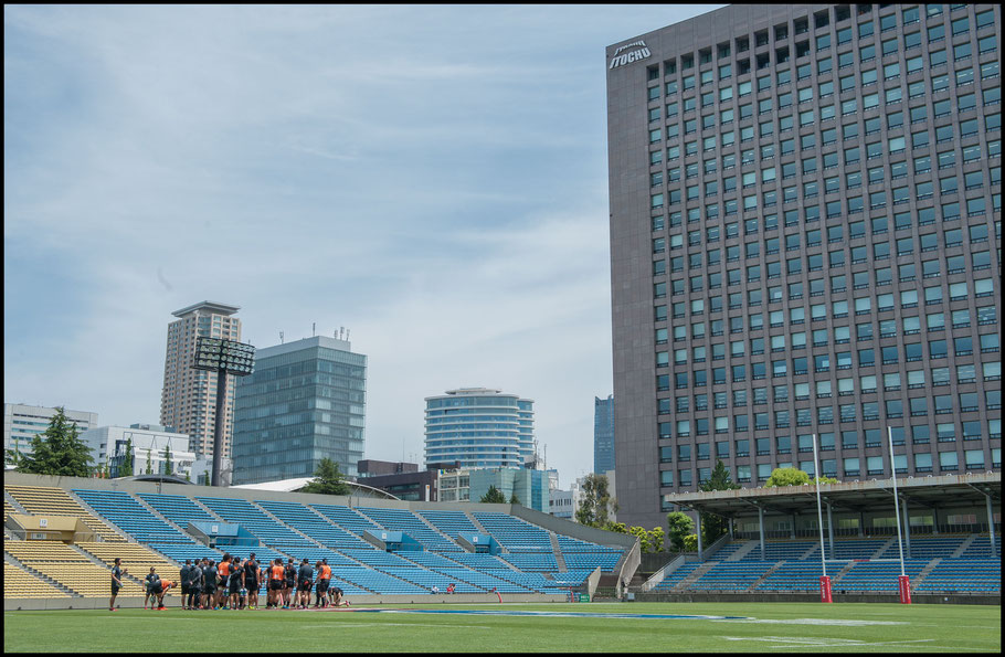On Saturday Sunwolves player play in Tokyo for the last time this year – Chris Pfaff Inside Sport: Japan, May 11th, 2018