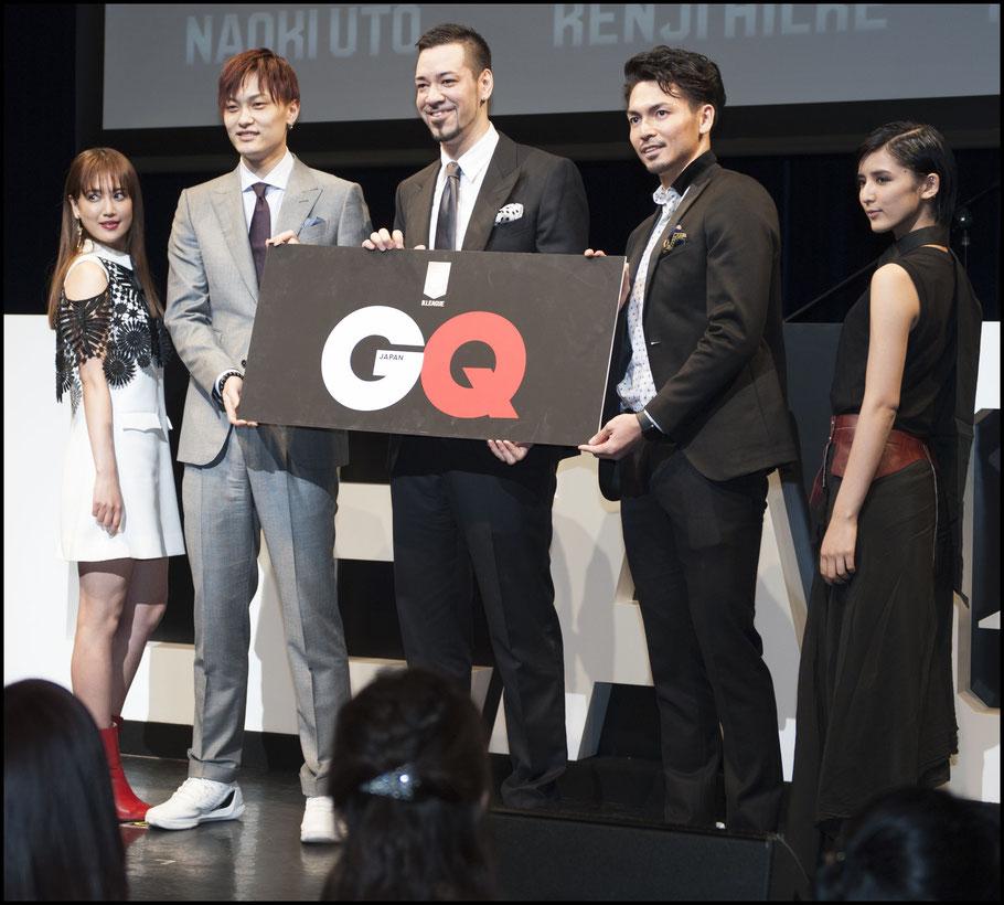 Toyama Grouses players swept the non-basketball awards - Chris Pfaff, Inside Sport: Japan, May 30, 2017