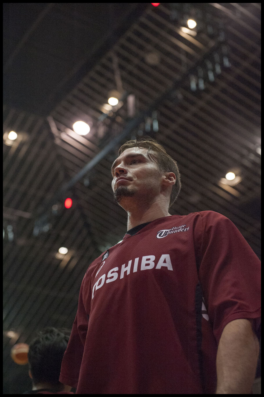 Kawasaki power forward Ryan Spangler — Chris Pfaff, Inside Sport: Japan, May 6, 2017