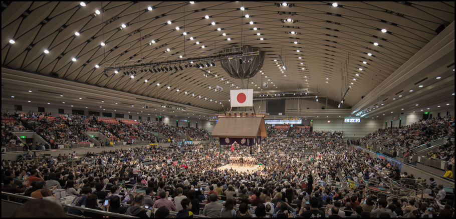 The Osaka Tournament has a reputation for producing wild outcomes - John Gunning, Inside Sport: Japan, March 27, 2016