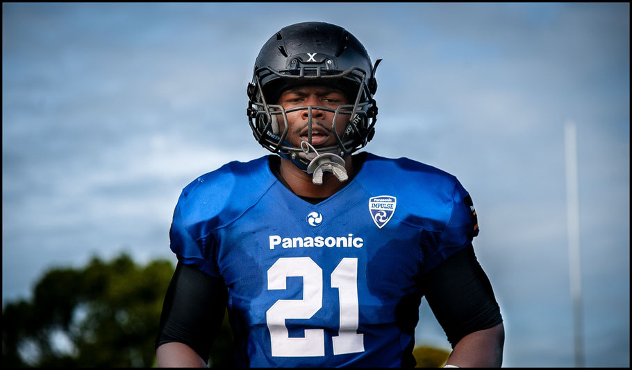 DL Carlton Jones is back with Impulse for a fifth season – Lionel Piguet, Inside Sport: Japan, May 20, 2018