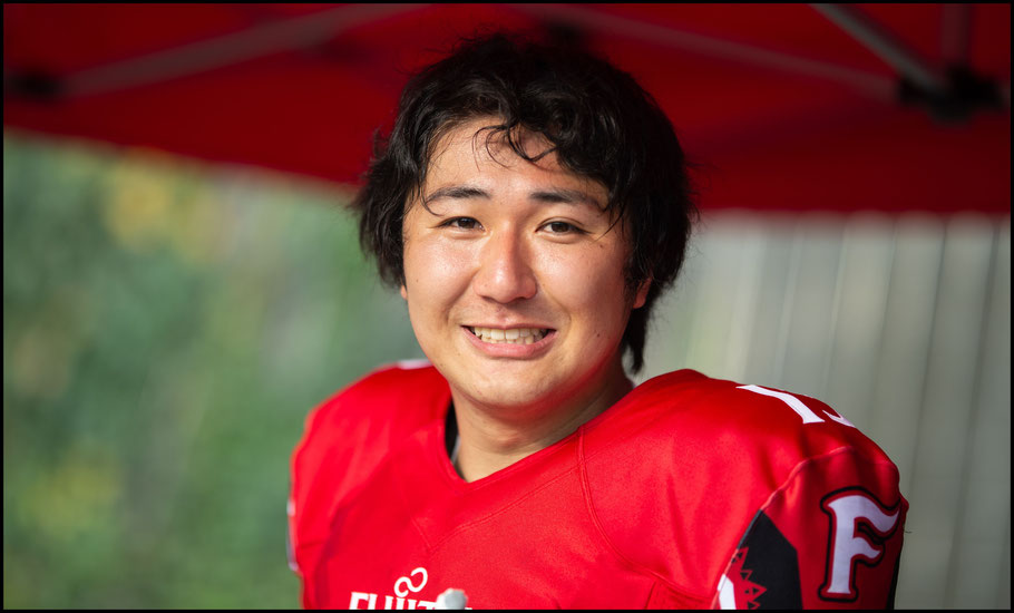Highly touted young WR Shunya Kotsusa joined Fujitsu this year– John Gunning, Inside Sport: Japan, April 21, 2019