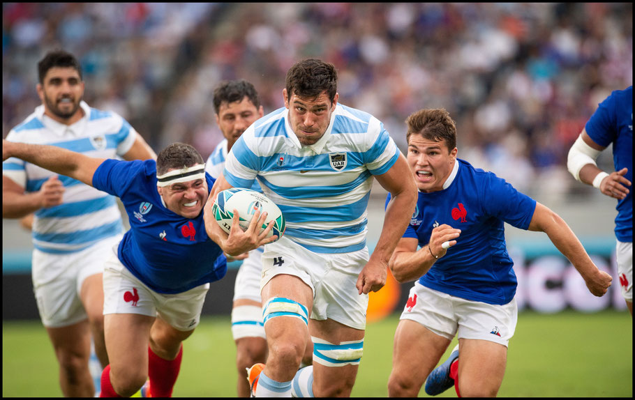 Argentina came roaring back in the second half – John Gunning, Inside Sport: Japan, Sept 21, 2019