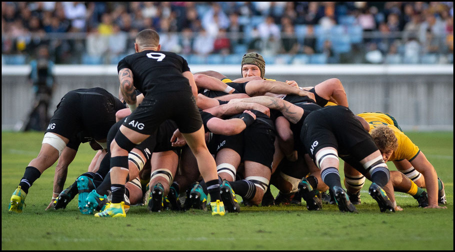 The All Blacks dominated set-piece - John Gunning, Inside Sport: Japan, Oct 27, 2018