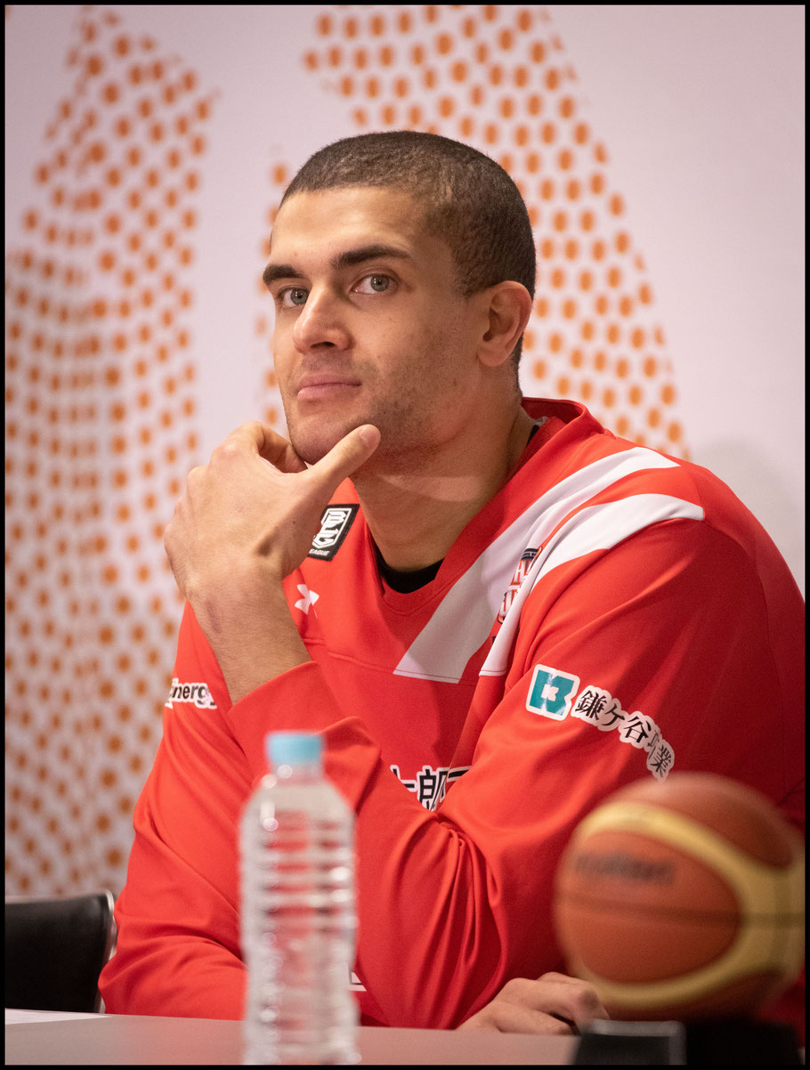 Gavin Edwards had 11 rebounds and 27 points – Sachiyo Karamatsu, Inside Sport: Japan, Jan 13th, 2019
