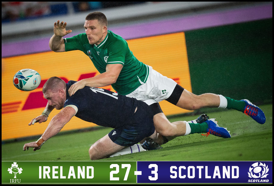 Ireland dominated from start to finish – John Gunning, Inside Sport: Japan, Sept 22, 2019