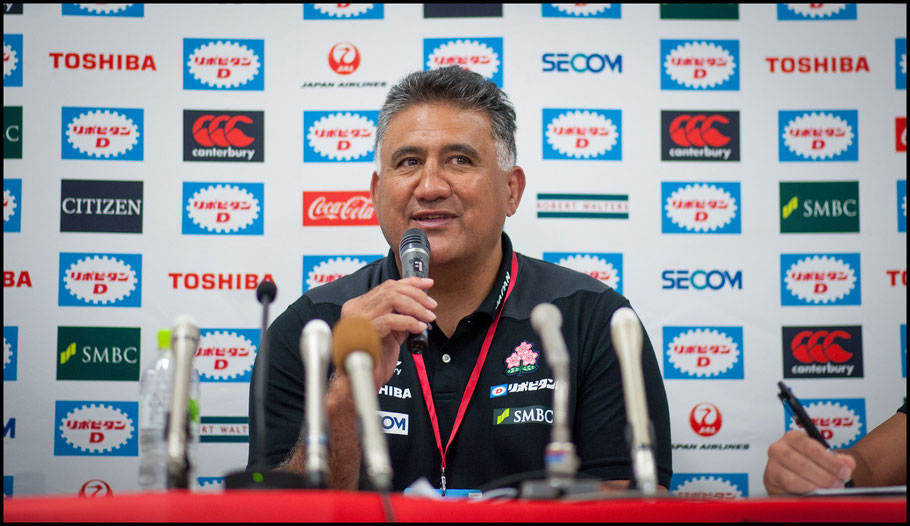 Jamie Joseph stepped down from his role as Head Coach of Sunwolves.