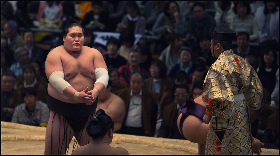Terunofuji's 13-2 record puts him in line for yokozuna promotion after May — John Gunning, Inside Sport: Japan, March 12th, 2017