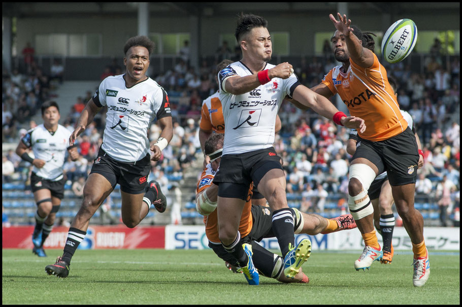 Cheetahs put Sunwolves on the back foot from early on - Chris Pfaff, Inside Sport: Japan, May 27, 2017