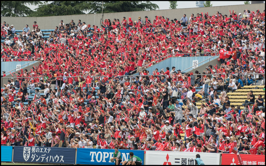 12,386 fans turned up  – Chris Pfaff Inside Sport: Japan, May 12th, 2018