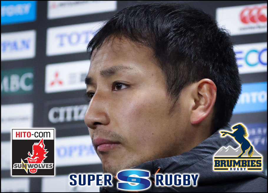 Yutaka Nagare captains the Sunwolves in their season opener – Sachiyo Karamatsu, Inside Sport: Japan, Feb 23rd, 2018