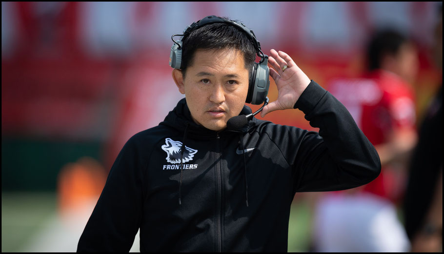 Frontiers HC Yo Yamamoto — John Gunning, Inside Sport: Japan, April 21, 2019