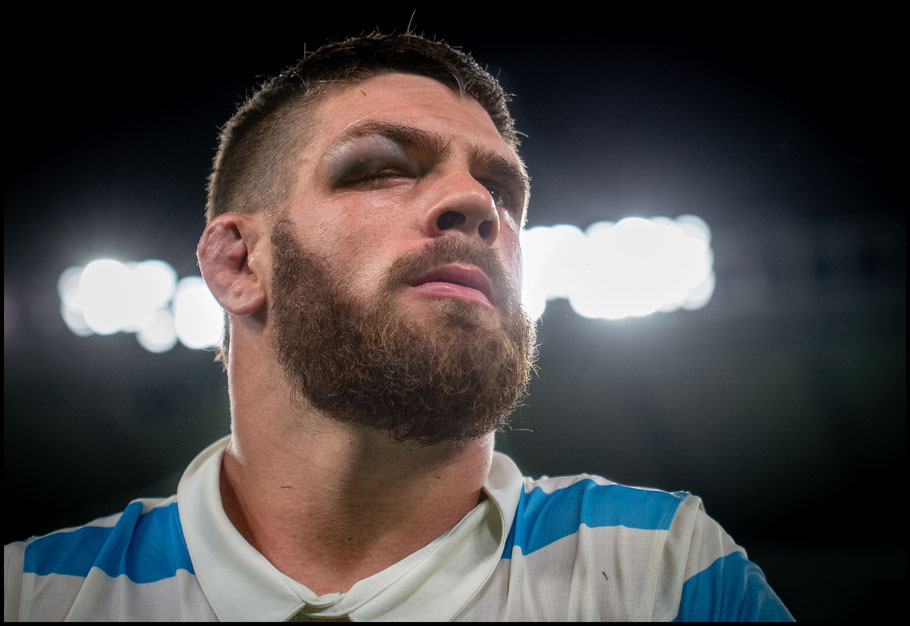 Argentina have to rebound quickly from a tough loss – John Gunning, Inside Sport: Japan, Sept 21, 2019