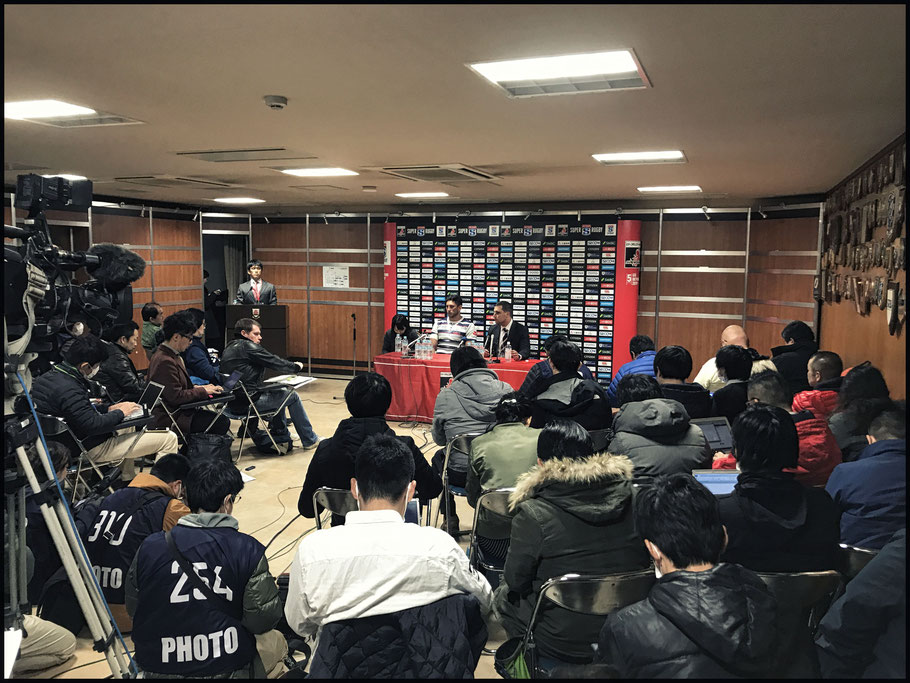 Rebels Coach Dan Wessels Speaks to the media after the game – John Gunning, Inside Sport: Japan, Mar 3rd, 2018