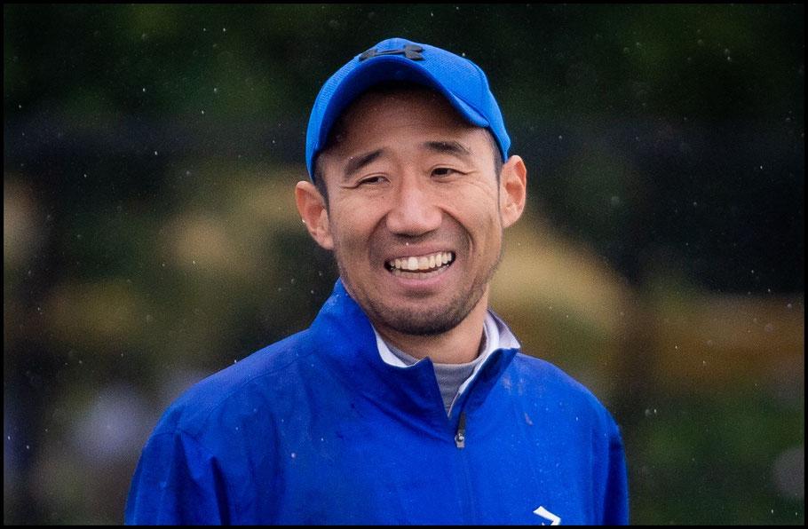 Japan Chef de Mission Shinzo Yamada - John Gunning, Inside Sport: Japan, Oct 21, 2017