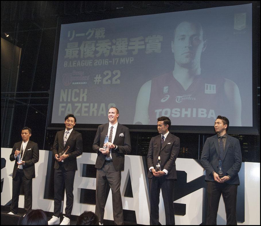 Fazekas didn't get to give the speech he had prepared - Chris Pfaff, Inside Sport: Japan, May 30, 2017