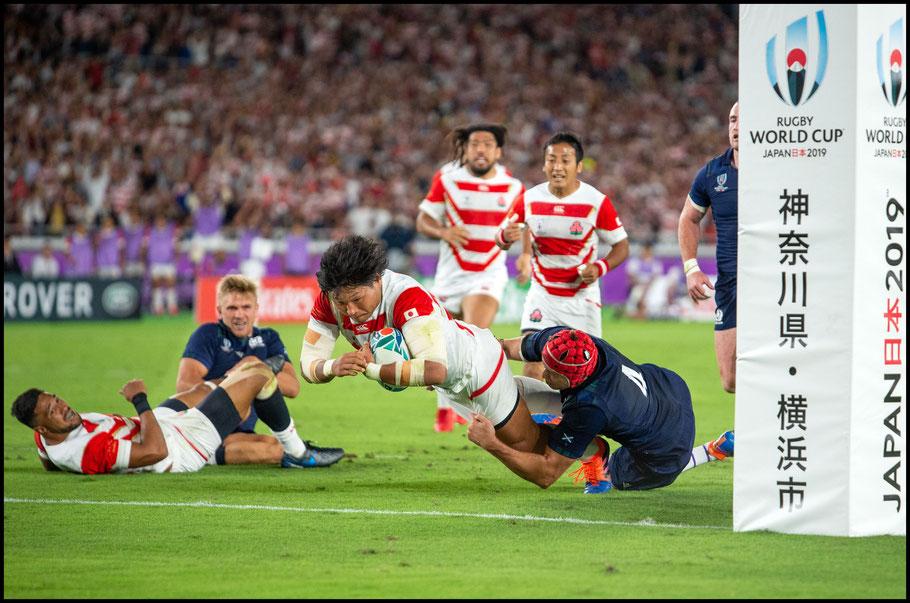 Keita Inagaki scores – John Gunning Inside Sport: Japan, October 13, 2019