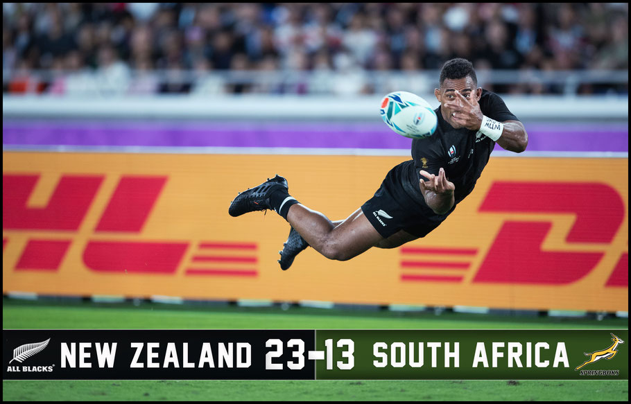 The All Blacks got their championship defense off to a strong start – Sachiyo Karamatsu, Inside Sport: Japan, Sept 21, 2019