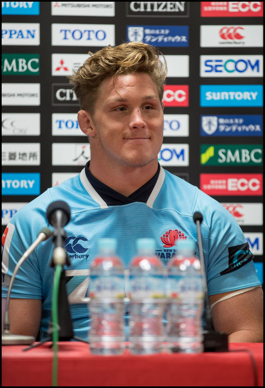 Waratahs' Captain Michael Hooper – Sachiyo Karamatsu Inside Sport: Japan, April 7th, 2018