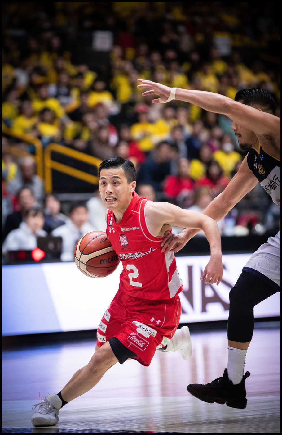 Yuki Togashi's 3-pointer in overtime won the game – Sachiyo Karamatsu, Inside Sport: Japan, Jan 13th, 2019