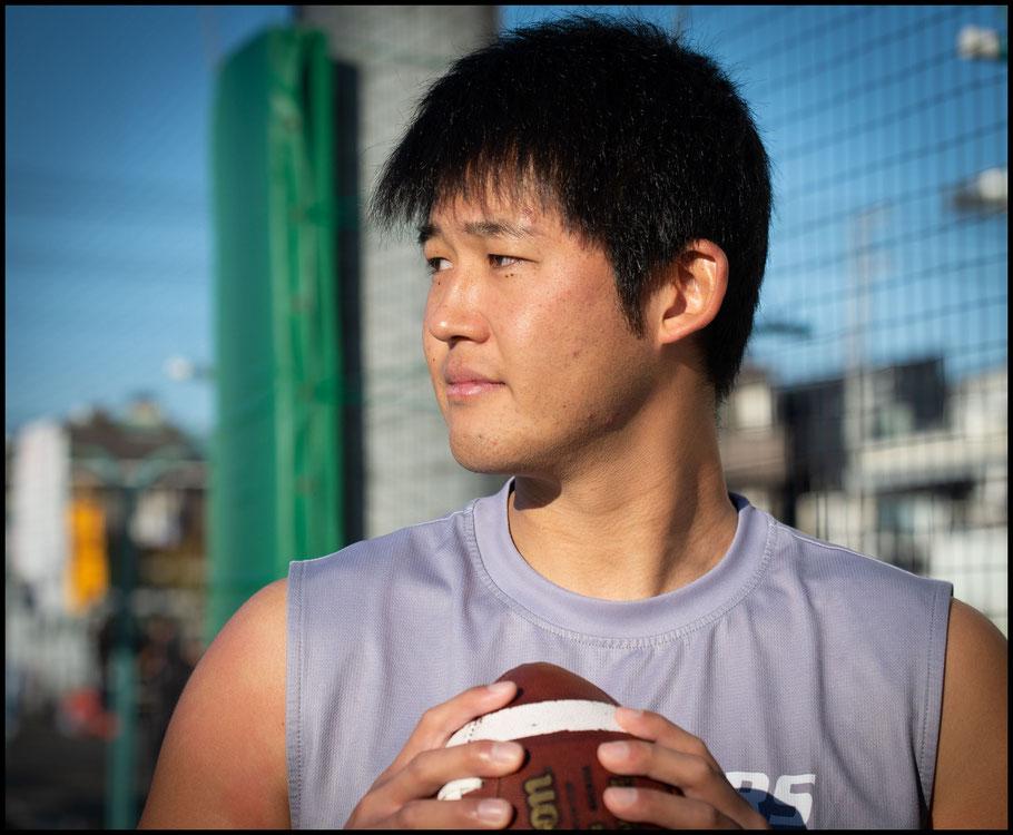 Takagi at Frontiers' training ground — John Gunning, Inside Sport: Japan, Dec 8, 2019