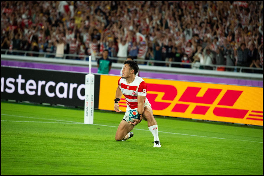 Kenki Fukuoka scores – John Gunning Inside Sport: Japan, October 13, 2019