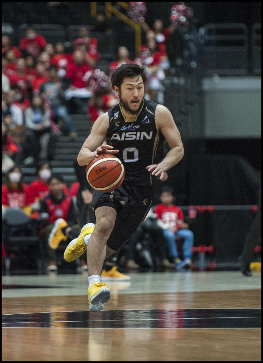 Mikawa's Ryoma Hashimoto  – Chris Pfaff, Inside Sport: Japan, Jan 7th, 2018